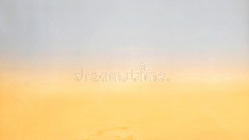 Grau und orange Farbe des abstrakten körnigen Hintergrundes lizenzfreies stockfoto