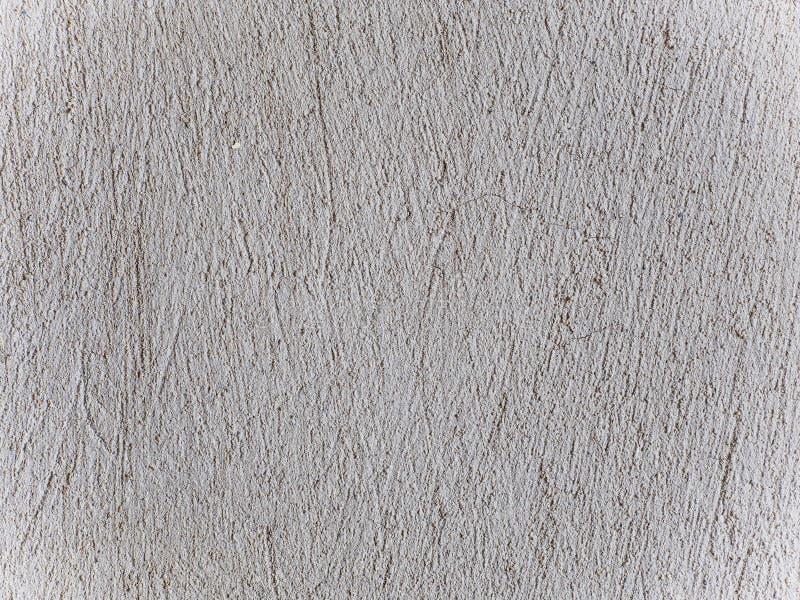 Graue Betonmauer in der Nahaufnahmeansicht stockbild