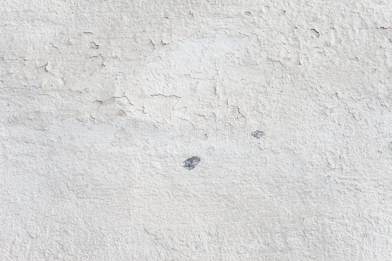 Graue Betonmauer mit Schmutz f?r abstrakten Hintergrund stockbild