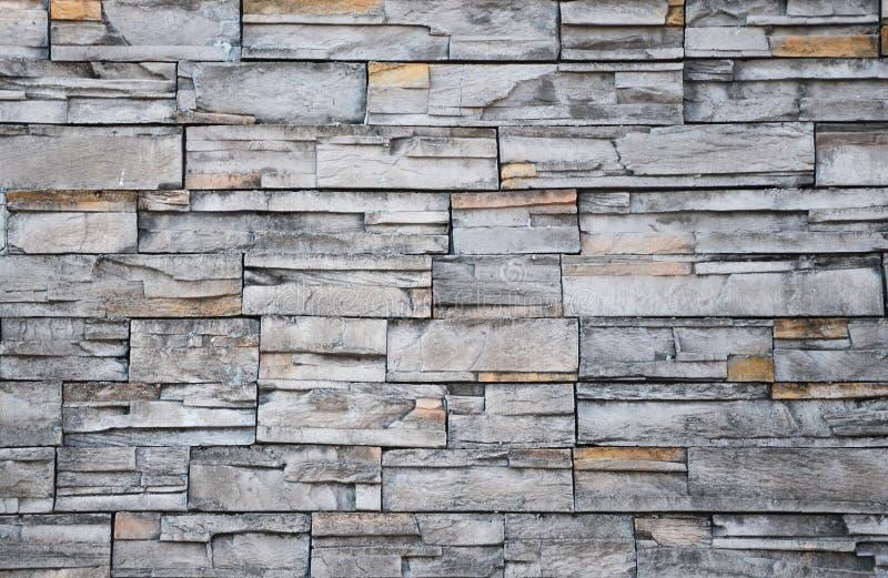 Download Graue Farbe Des Musters Der Steinwand Dekorativ Stockbild   Bild:  50049665