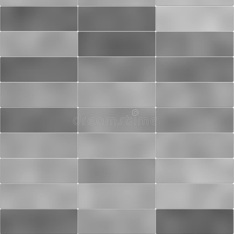 Download Graue Fliesen Als Hintergrund Stock Abbildung   Bild: 33591680