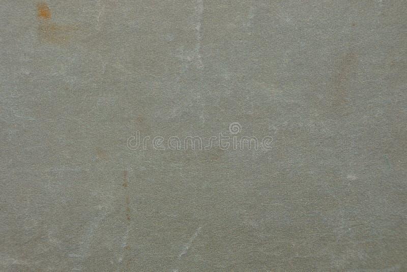 Graue Papierbeschaffenheit von der alten schmutzigen Pappabdeckung stockbilder
