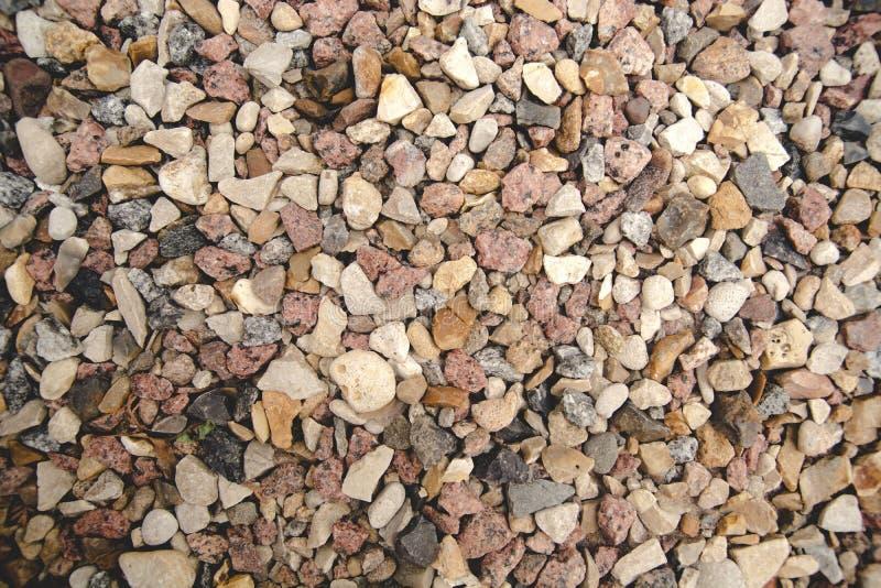 Graue Steine als Hintergrund oder Beschaffenheit lizenzfreies stockfoto
