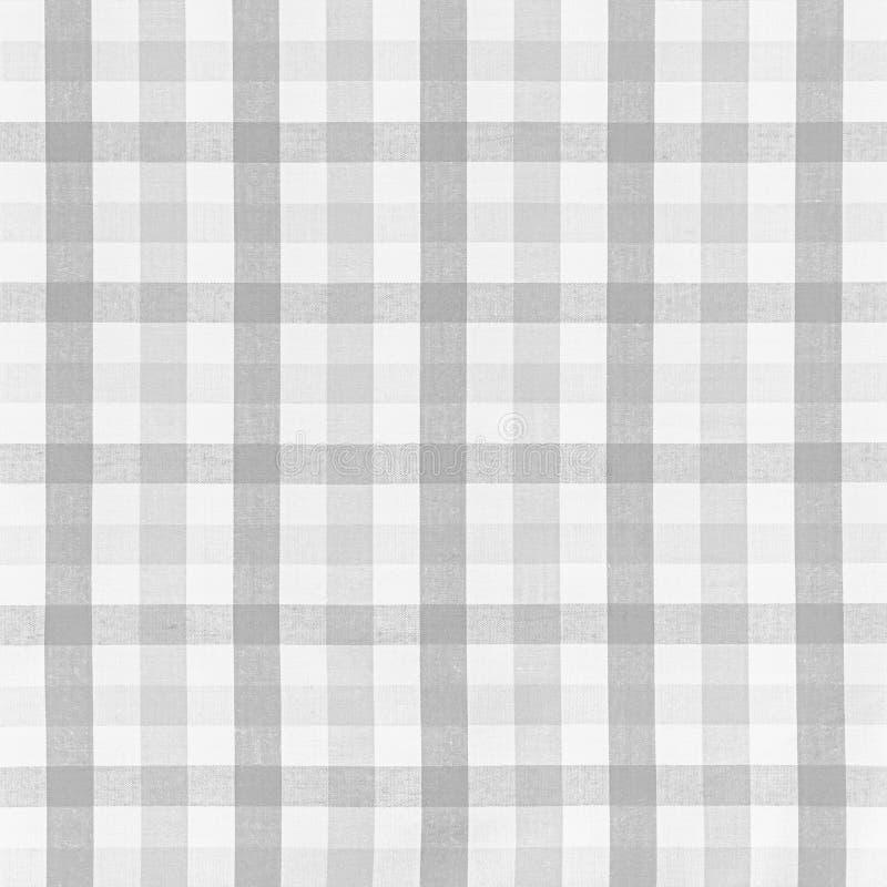 Graue Tischdecken Beschaffenheit oder Hintergrund, Tabellenchintz lizenzfreies stockfoto