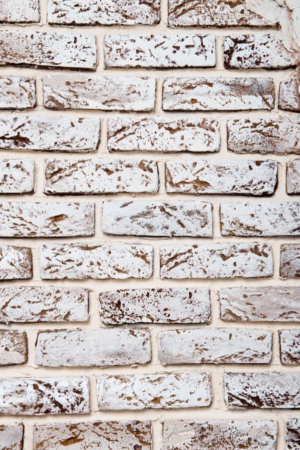 Grauer Backsteinmauerbeschaffenheits-Schmutzhintergrund mit vignetted Ecken, kann für Innenarchitektur benutzt werden lizenzfreie stockfotografie
