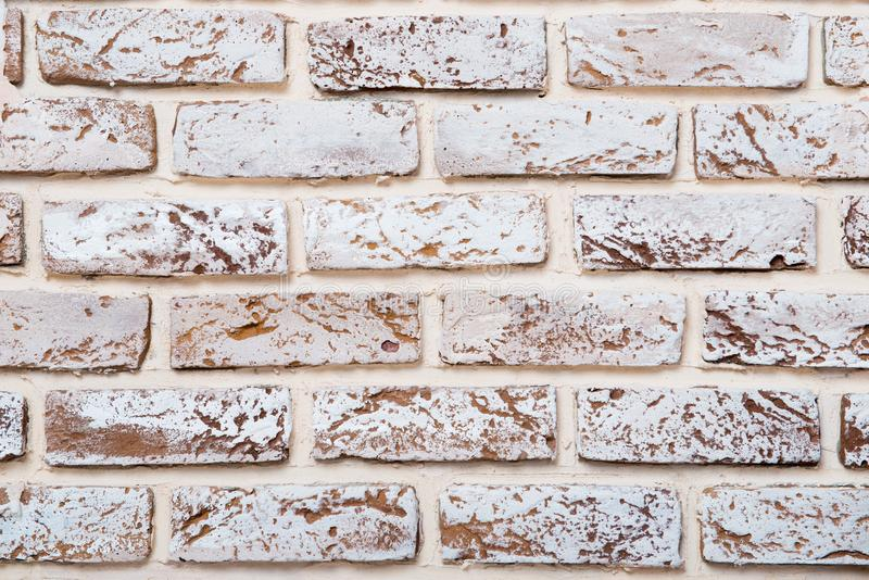 Grauer Backsteinmauerbeschaffenheits-Schmutzhintergrund mit vignetted Ecken, kann für Innenarchitektur benutzt werden stockfotografie