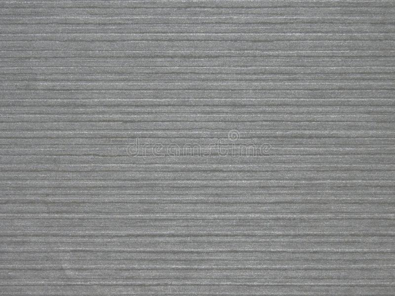 Grauer Beschaffenheitsgips streift horizontales lizenzfreies stockfoto