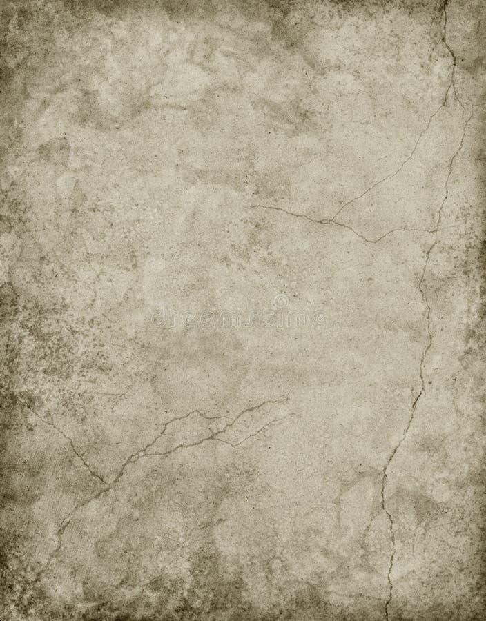 Grauer gebrochener Hintergrund stock abbildung