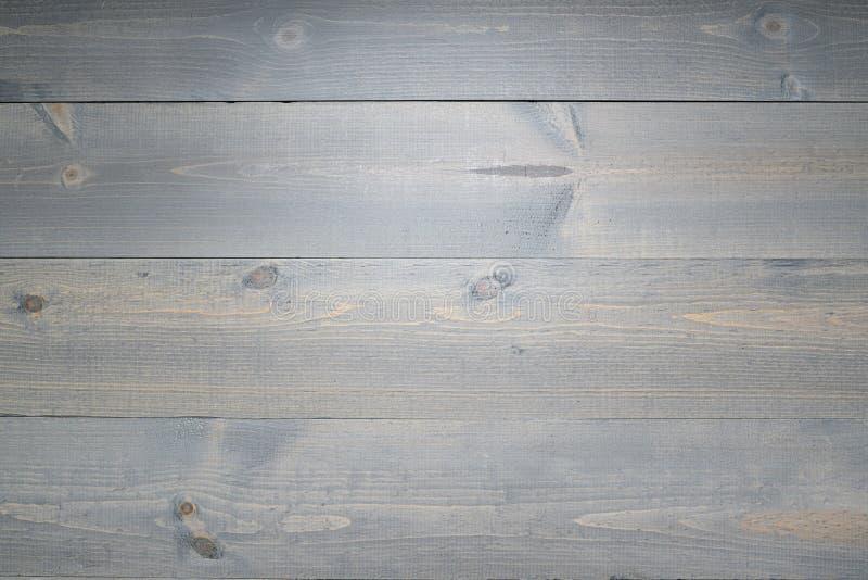 Grauer hölzerner Planken- oder Lattenhintergrund lizenzfreies stockbild