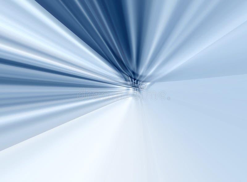Grauer weicher abstrakter Hintergrund lizenzfreie abbildung