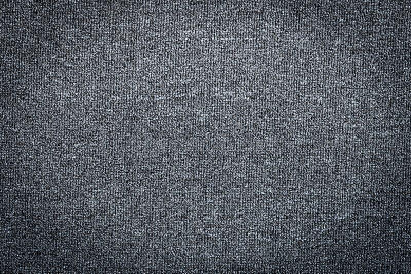 Graues Beschaffenheitsmuster des Teppichs lizenzfreie stockbilder