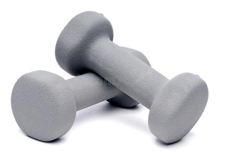 Download Graues Dumbell Geben Gewichte Frei Stockbild - Bild von turnhalle, eignung: 9076827