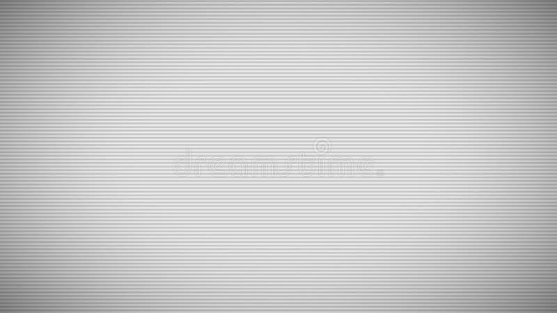 Gravação de vídeo na tela Linhas e máscaras Alargamento e brilho da lente Visor da câmera Fundo cinzento para o negócio ilustração stock
