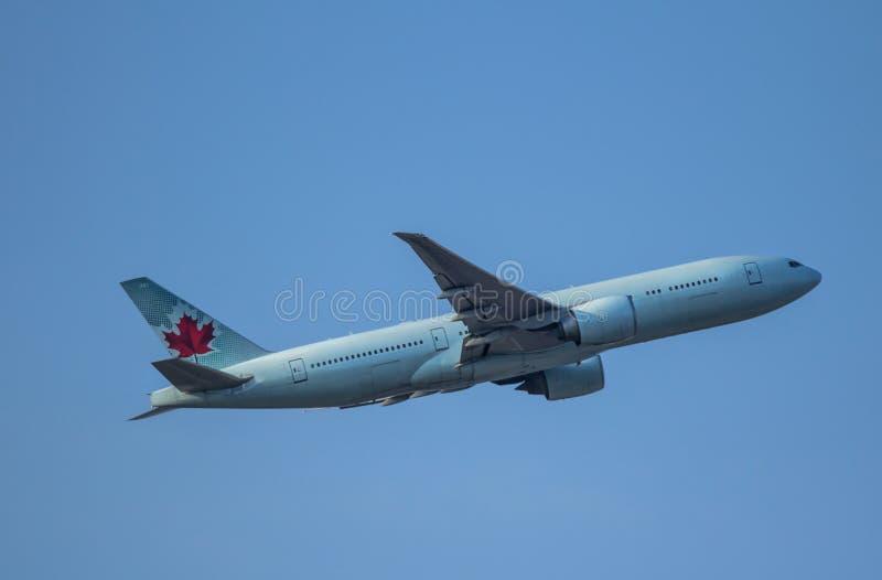 Gravar el aeroplano fotografía de archivo