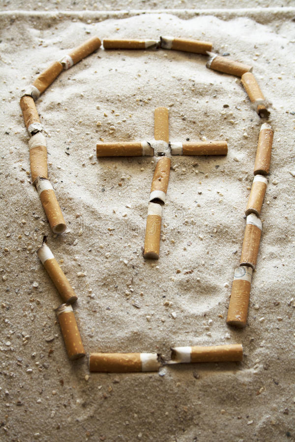 Download Grave Of Cigarettes Stock Images - Image: 19170604