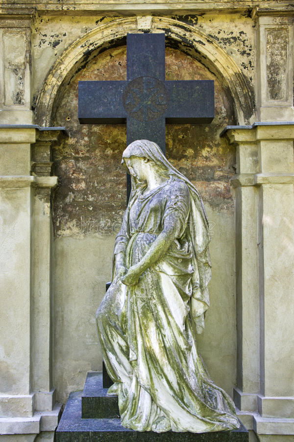 Download Grave monument stock photo. Image of crypt, shrine, funeral - 25686952