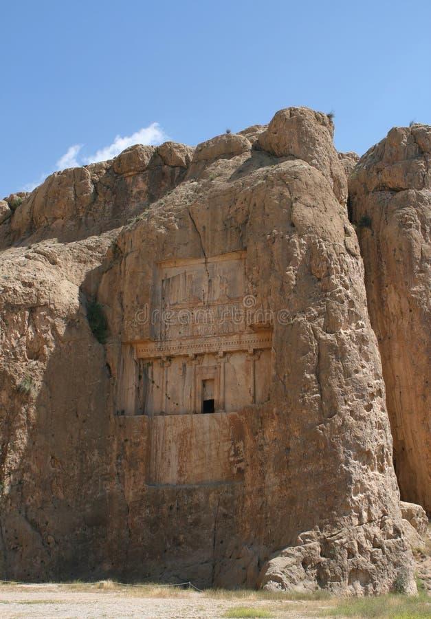 Free Grave Of King Daeiros Near Persepolis Royalty Free Stock Photo - 14029585