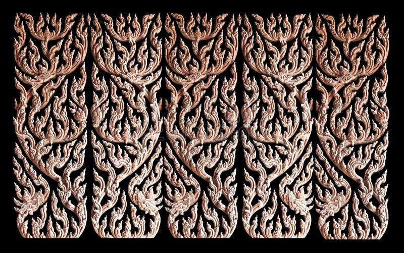 Graveer houten stock foto's