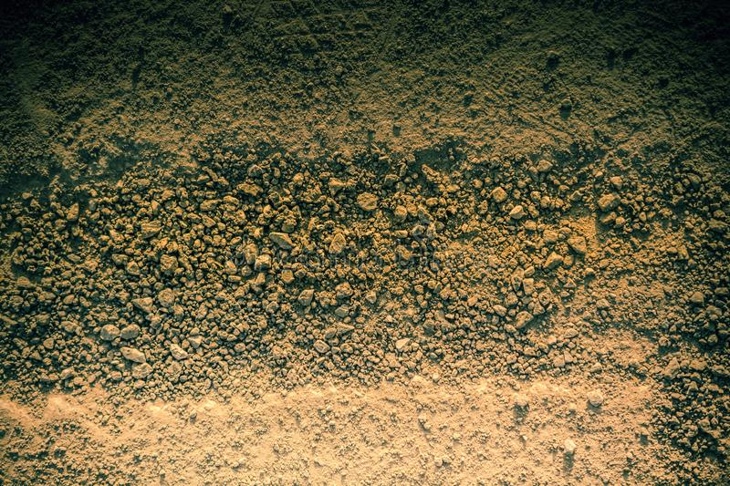 Gravel stones textured as abstract grunge background royalty free stock image