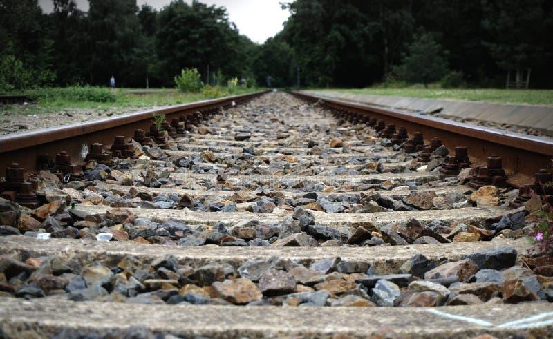 Gravel On Railroad Tracks Free Public Domain Cc0 Image