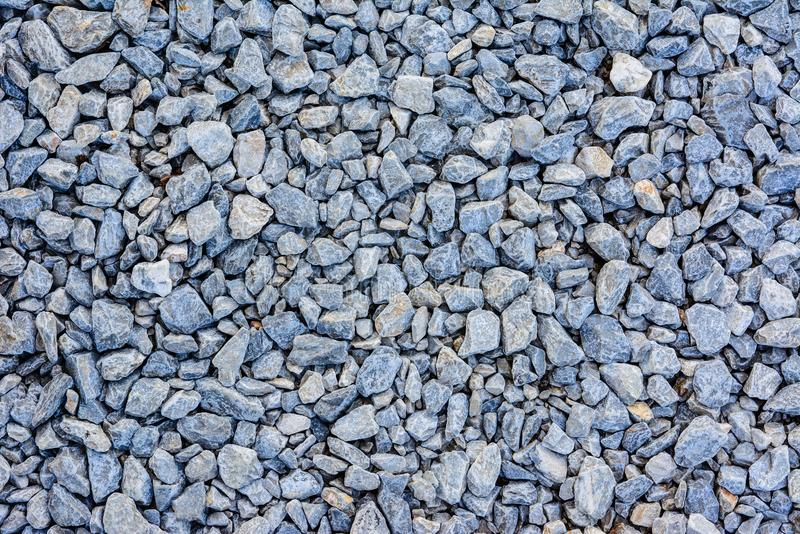 Gravel stones, pebbles. Backgrounds of texture. stock photography
