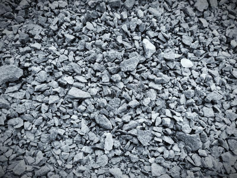 Gravel Texture. Gravel pattern backgrounds and textures royalty free stock photography