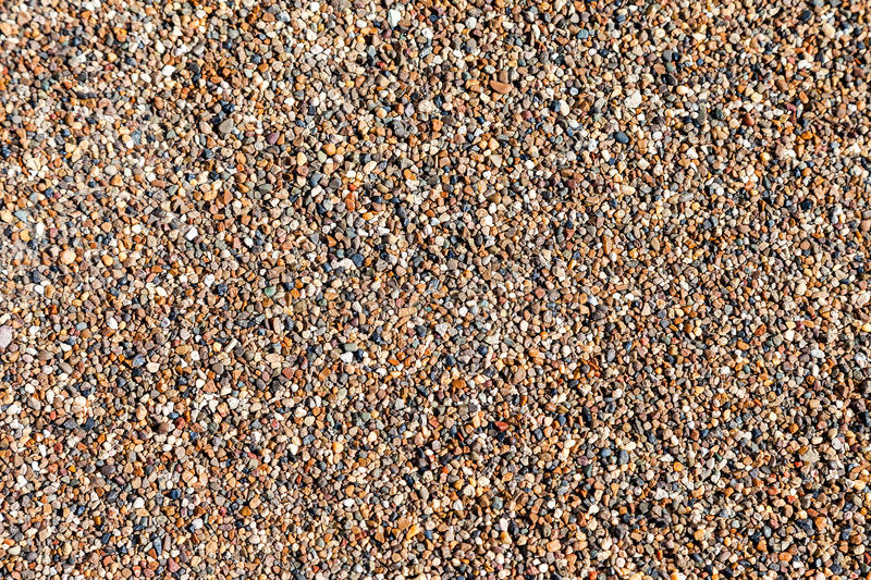 Gravel texture useful as a background. Gray gravel texture useful as a background stock images