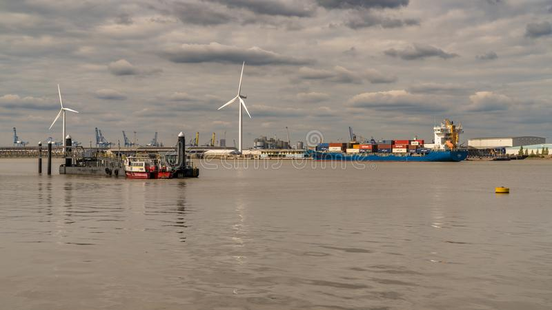 Gravesend, Kent, Anglia, UK zdjęcia stock