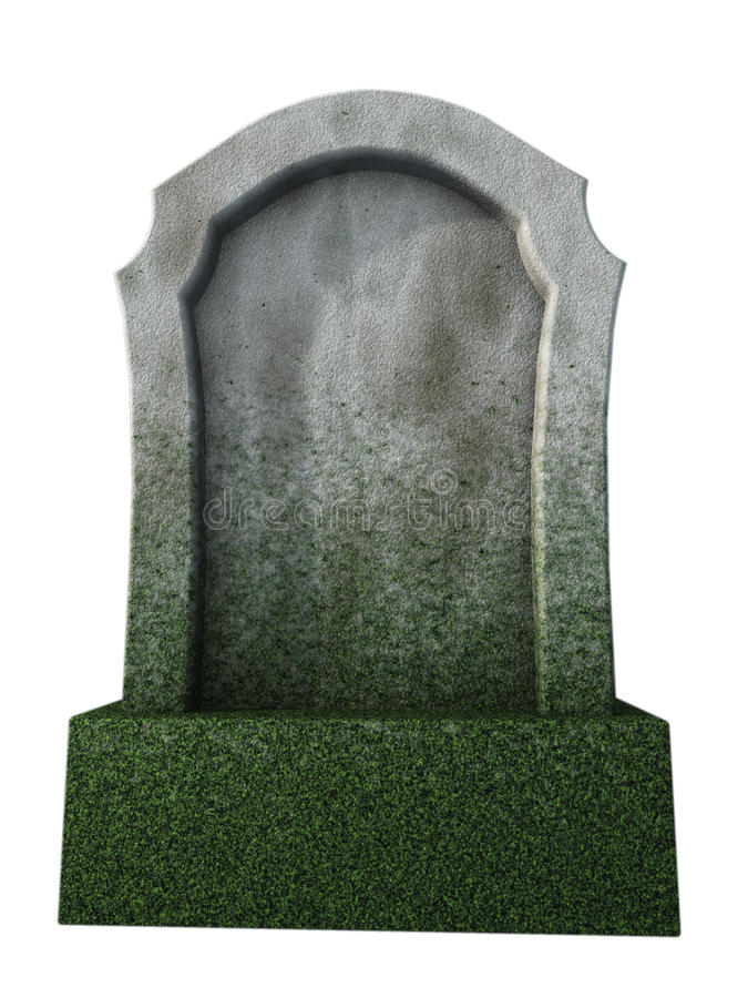 gravestone vektor illustrationer
