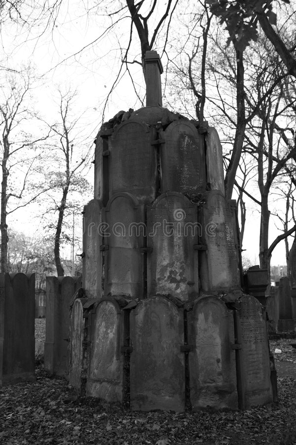 gravestone стоковая фотография rf