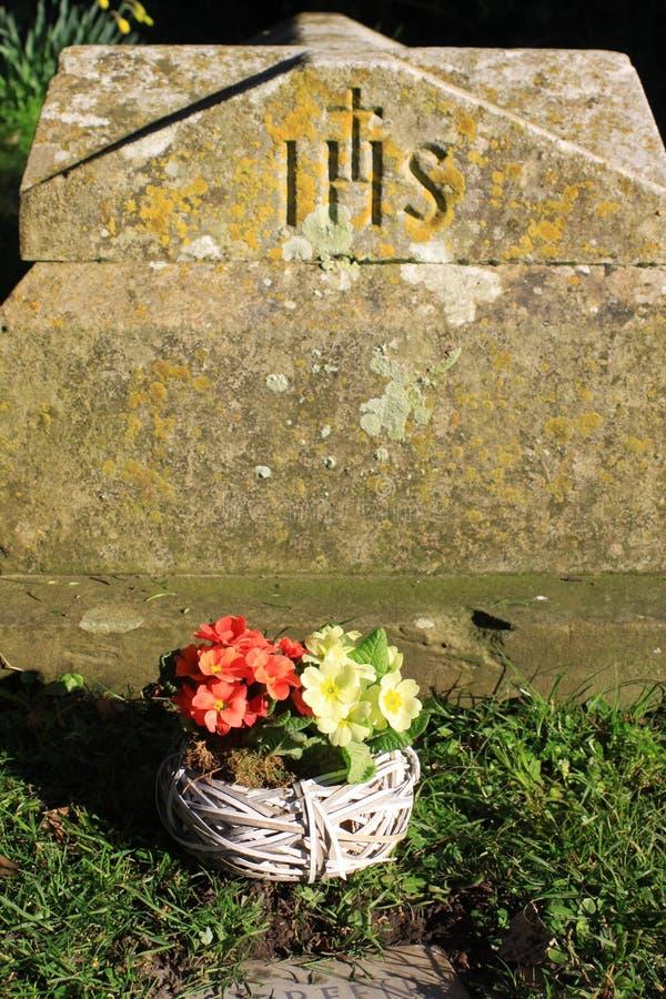 gravestone стоковое фото rf