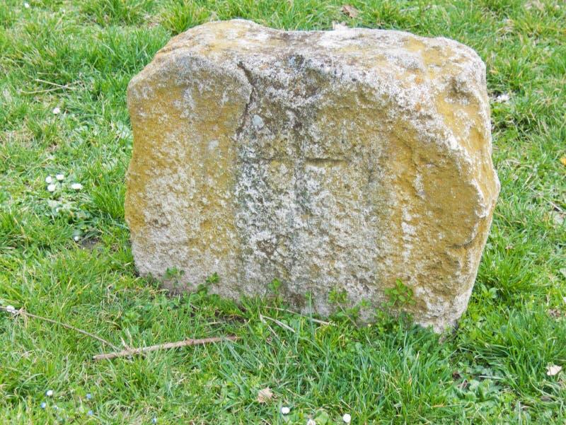 gravestone royaltyfri bild