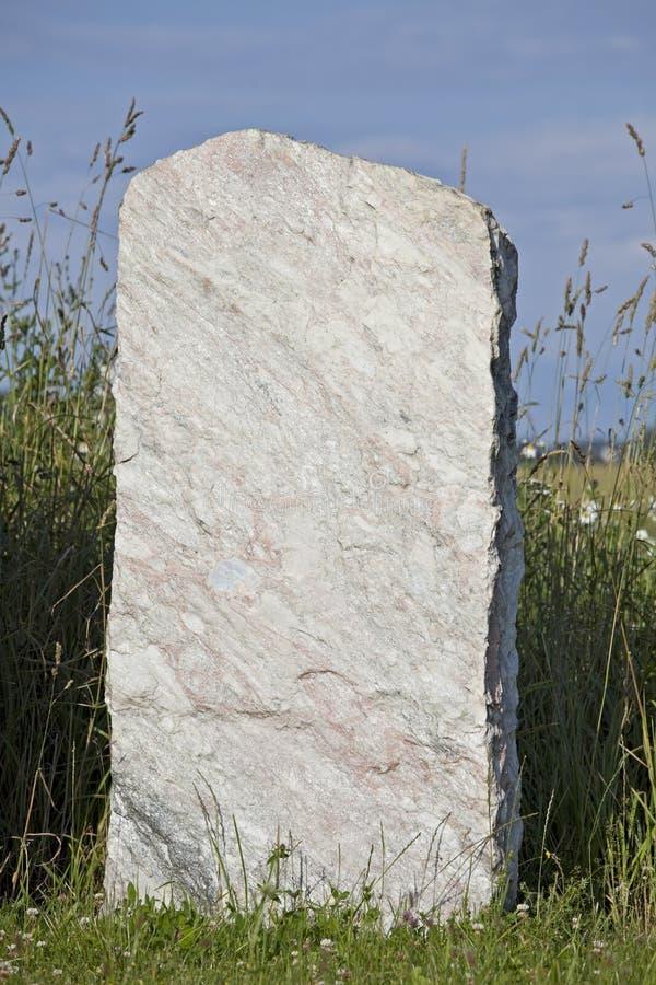 gravestone стоковая фотография