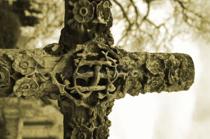 Download Graveyard Cross stock photo. Image of detailed, very, cross - 118236