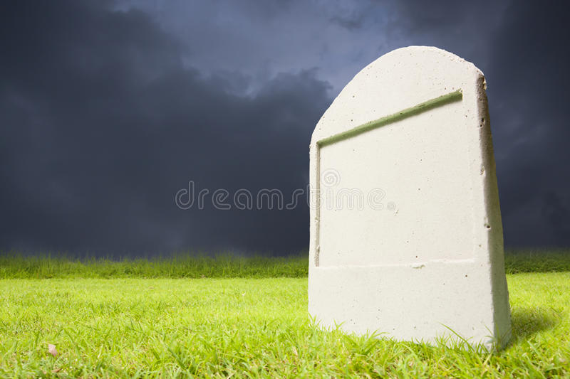 Download Graveyard at dark night stock illustration. Image of forest - 16381723