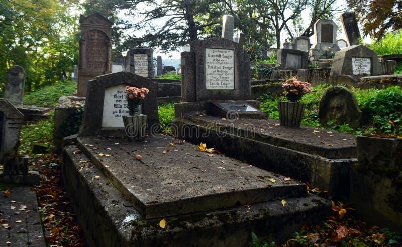 Graveyard royalty free stock photo