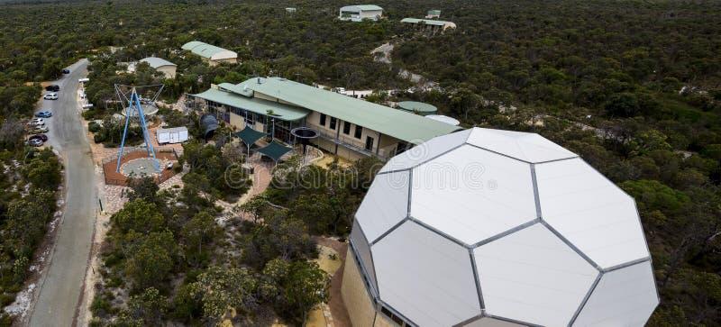A gravidade descobre o centro em Gingin, Austrália Ocidental foto de stock royalty free
