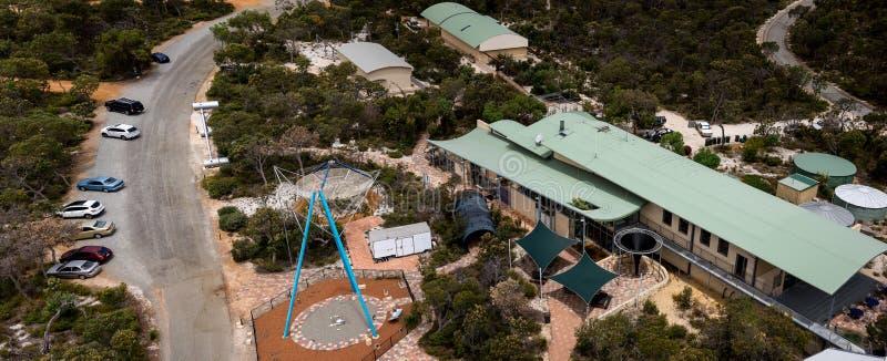 A gravidade descobre o centro em Gingin, Austrália Ocidental imagens de stock