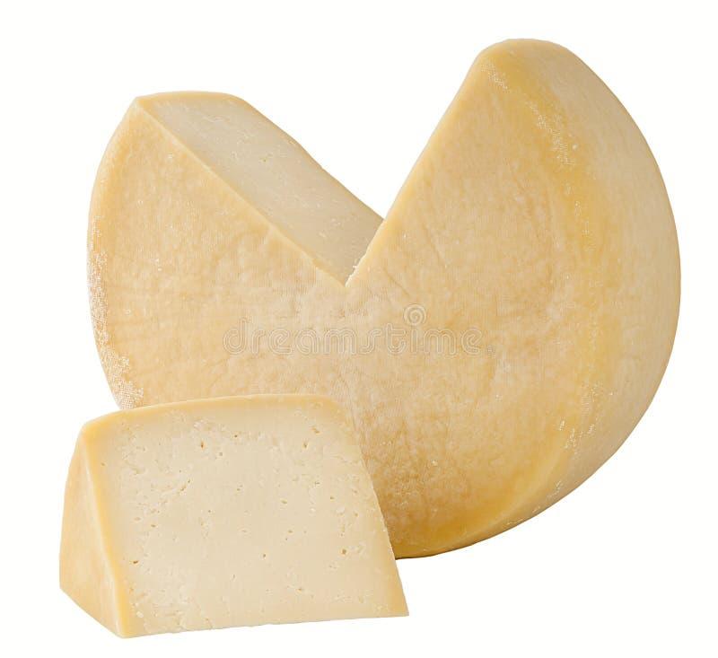 Graviera cheese royalty free stock photo