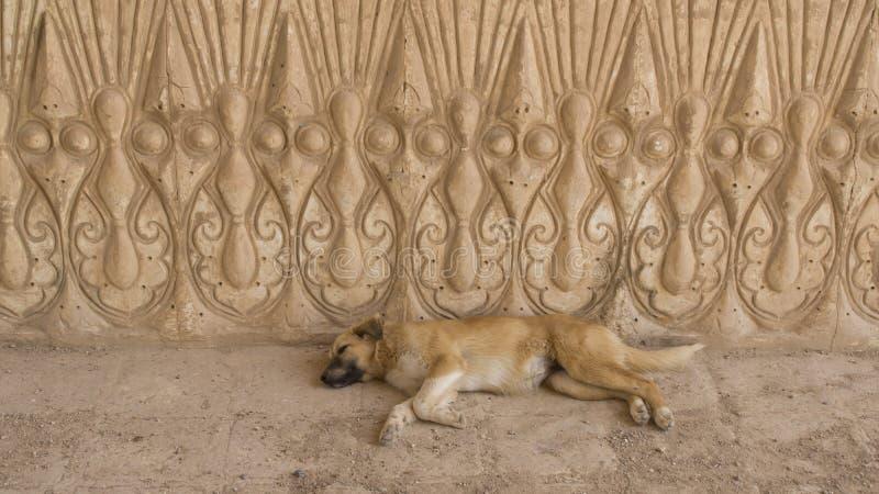 Gravura de pedra, Iraque imagem de stock royalty free