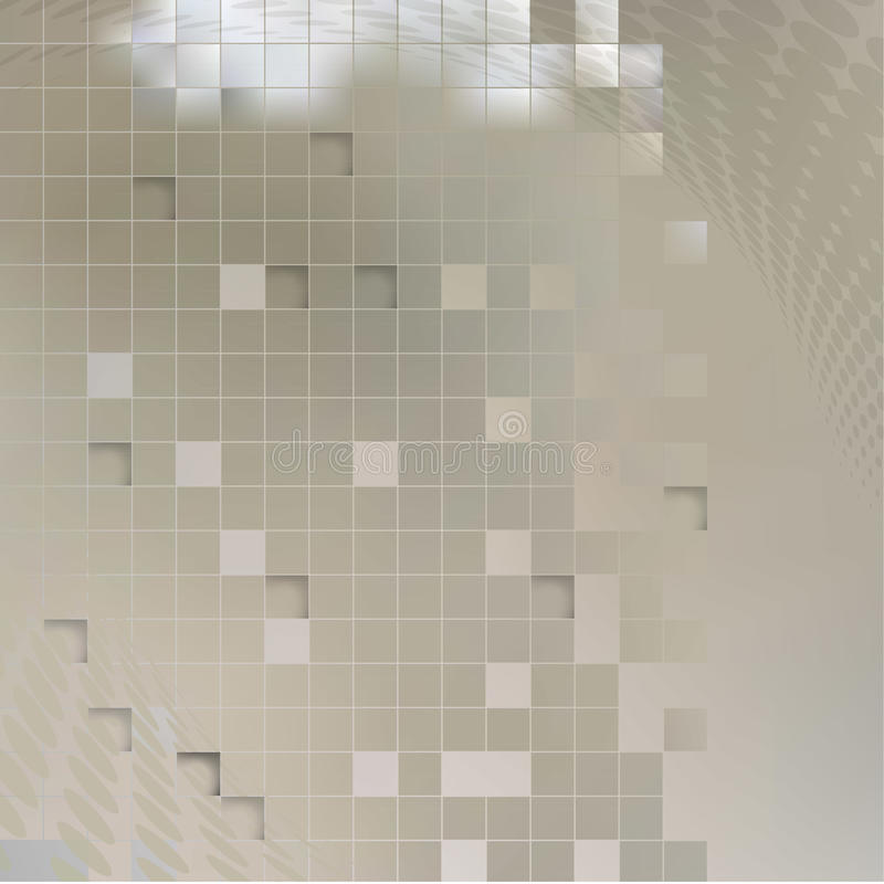Gray Abstract Background - ejemplo del vector libre illustration