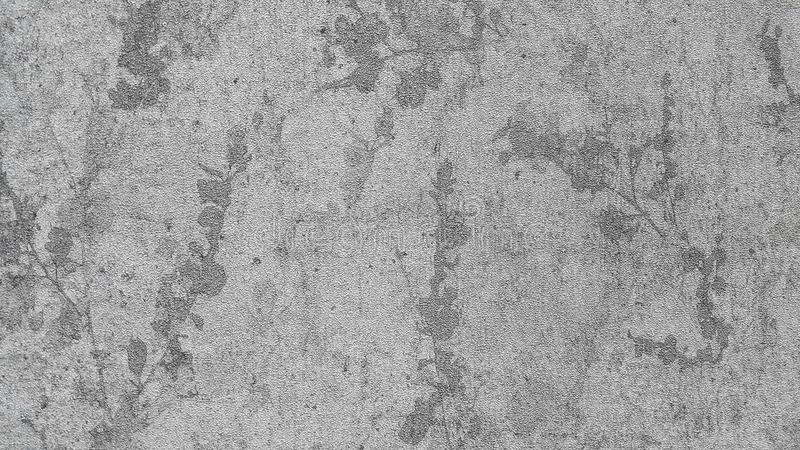 Gray abstract painting of wall stock photo
