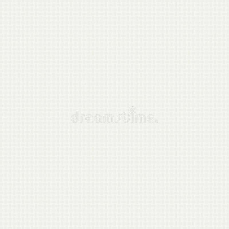 Gray Basket Weave Woven Background blanc photographie stock libre de droits