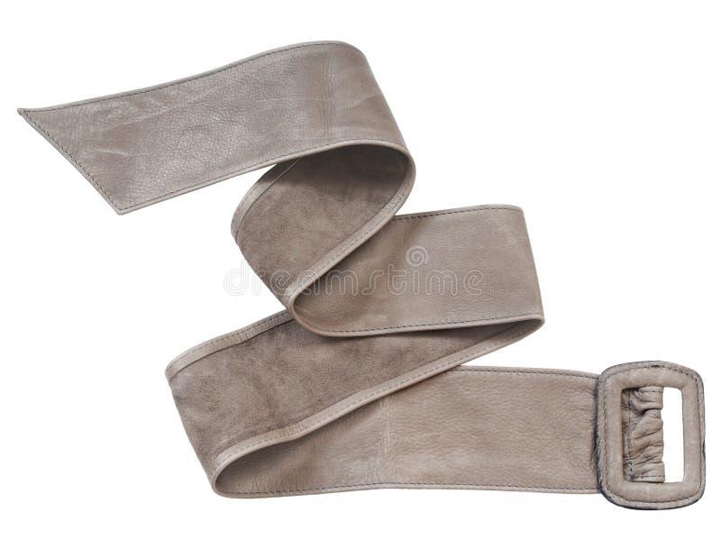 Gray Belt lizenzfreie stockbilder