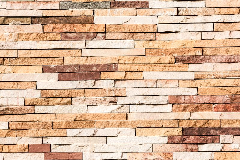 Brick wall texture background/Old brick wall pattern gray color of modern style design decorative uneven.Loft style design ideas royalty free stock images