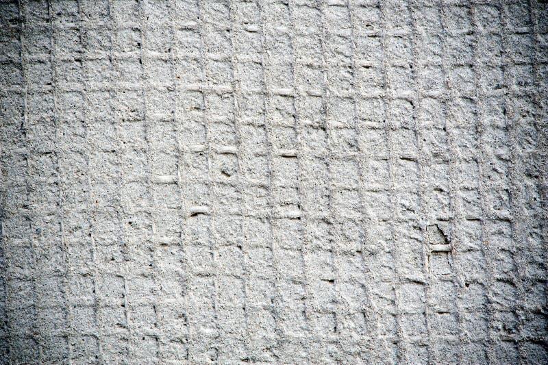 Gray Building Insulation Netting Stock Photo