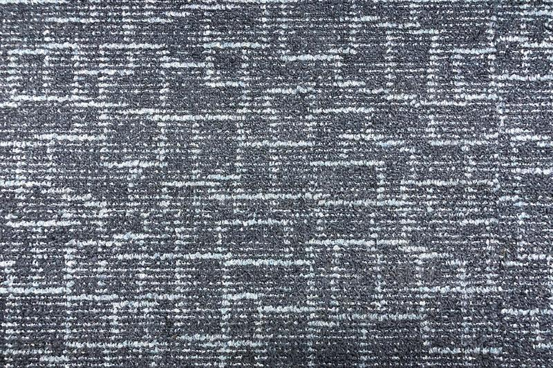 Gray carpet as the background texture royalty free stock photo