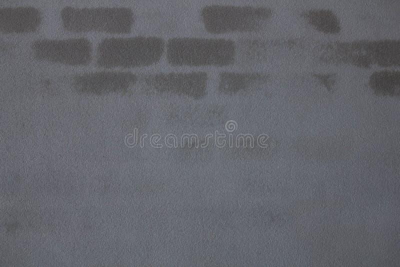 Gray Cement Wall royalty-vrije stock afbeeldingen