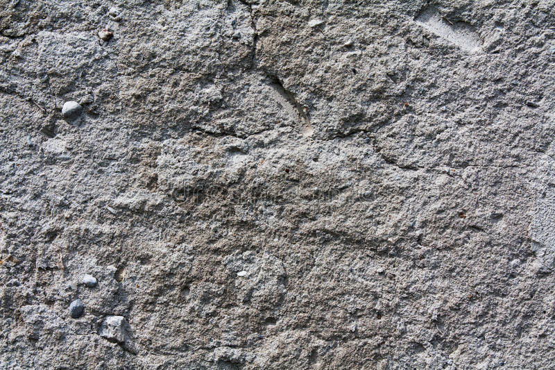Gray cement wall texture. stock image