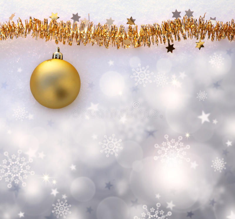 Gray Christmas background. stock images
